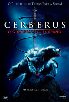 Capa do filme 'Cerberus: o Guardião do Inferno'