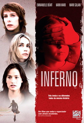 Capa do filme 'Inferno'