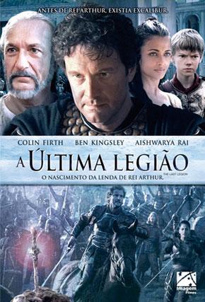 Capa do filme 'A Última Legião'
