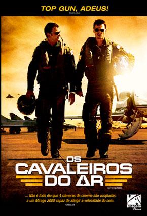 Capa do filme 'Os Cavaleiros do Ar'