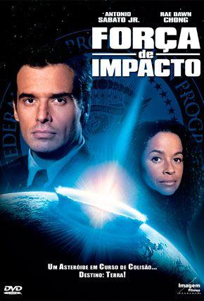 Capa do filme 'A Força do Impacto'