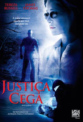 Capa do filme 'Justiça Cega'