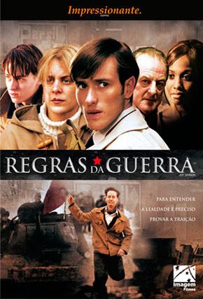 Capa do filme 'Regras da Guerra'