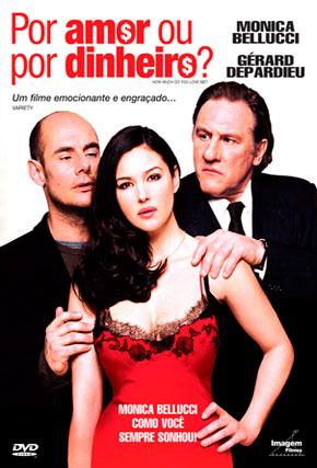 Capa do filme 'Por Amor ou Por Dinheiro?'
