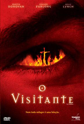 Capa do filme 'O Visitante'