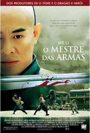 Capa do filme 'O Mestre Das Armas'
