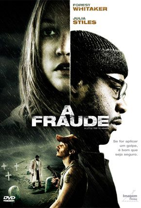 Capa do filme 'A Fraude'