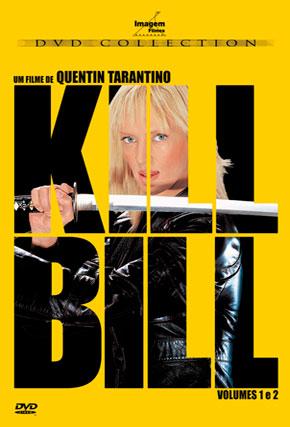 Capa do filme 'Coleção Kill Bill Vol 1 e 2'