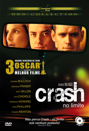 Capa do filme 'Crash - No Limite Collection'