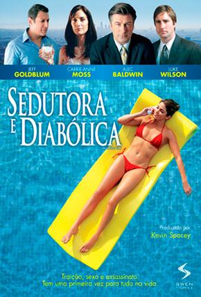 Capa do filme 'Sedutora e Diabólica'