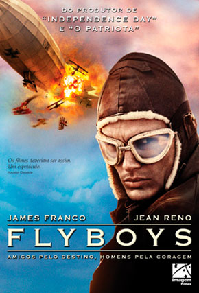 Capa do filme 'Flyboys'
