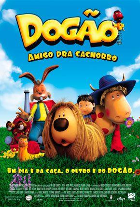 Capa do filme 'Dogão, Amigo Pra Cachorro'