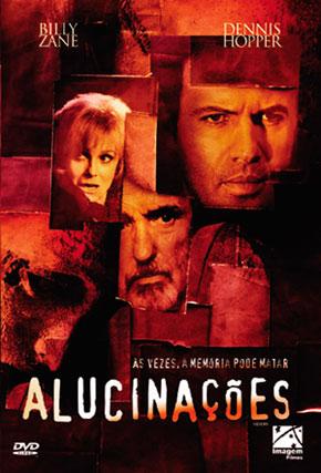 Capa do filme 'Alucinações'