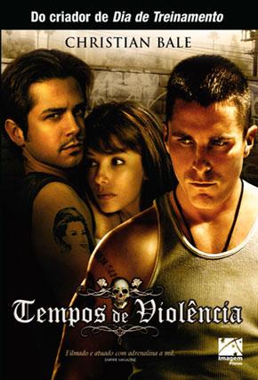 Capa do filme 'Tempos de Violência'