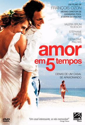 Capa do filme 'Amor em 5 Tempos'