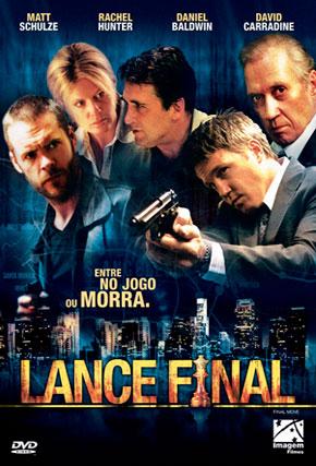 Capa do filme 'Lance Final'