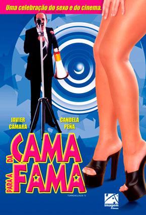 Capa do filme 'Da Cama para a Fama'