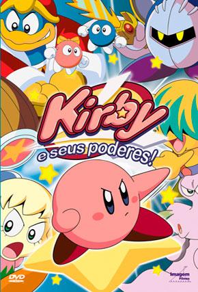 Capa do filme 'Kirby e Seus Poderes'