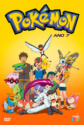 Capa do filme 'Pokémon 7 - Episódios 701 e 702'