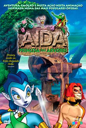 Capa do filme 'Princesa das Árvores'