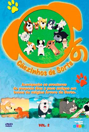 Capa do filme 'Cãezinhos de Sorte, Volume 2'
