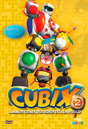 Capa do filme 'Cubix, Volume 2'