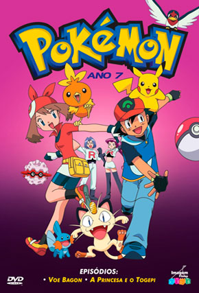 Capa do filme 'Pokemon 7 - Episódios 703 e 704'