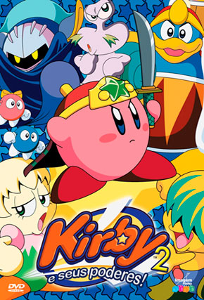 Capa do filme 'Kirby, Volume 2'