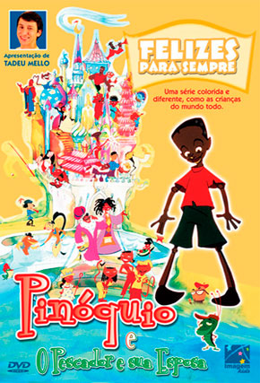 Capa do filme 'Felizes para Sempre: Pinóquio'
