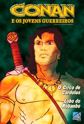 Capa do filme 'Conan - Vol 2'
