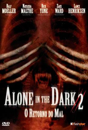 Capa do filme 'Alone in the Dark 2: o Retorno do Mal'