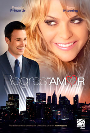 Capa do filme 'Regras do Amor'
