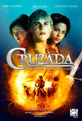 Capa do filme 'Cruzada: Uma Jornada Através dos Tempos'