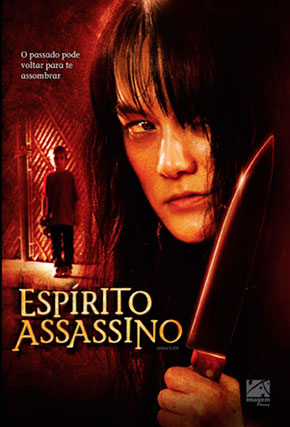 Capa do filme 'Espírito Assassino'