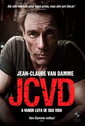 Capa do filme 'JCVD'
