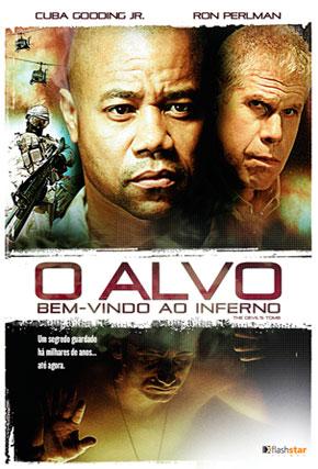 Capa do filme 'O Alvo'