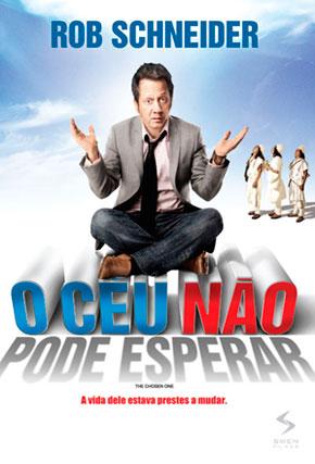 Capa do filme 'O Céu Não Pode Esperar'