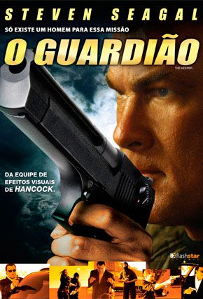 Capa do filme 'O Guardião'