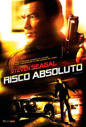 Capa do filme 'Risco Absoluto'