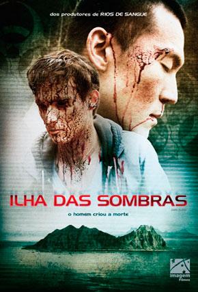 Capa do filme 'Ilha das Sombras'
