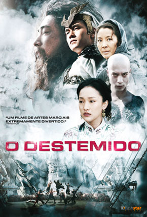 Capa do filme 'O Destemido'