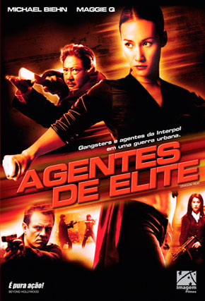 Capa do filme 'Agentes de Elite'
