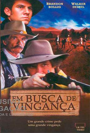 Capa do filme 'Em Busca de Vingança'