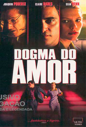 Capa do filme 'Dogma do Amor'