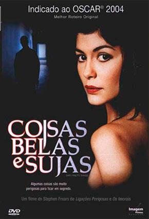 Capa do filme 'Coisas Belas e Sujas'