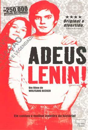 Capa do filme 'Adeus Lenin'