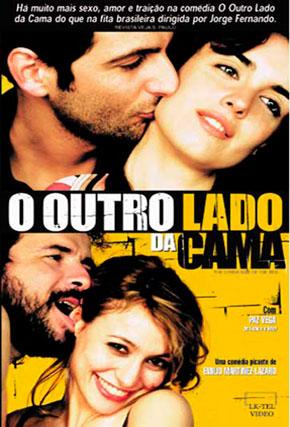 Capa do filme 'O Outro Lado da Cama'