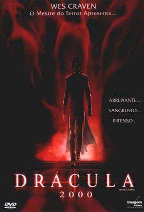 Capa do filme 'Dracula 2000'