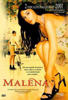 Capa do filme 'Malena'