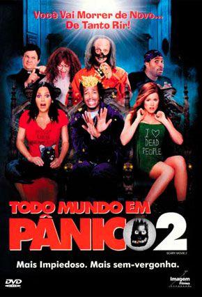 Capa do filme 'Todo Mundo em Pânico 2'
